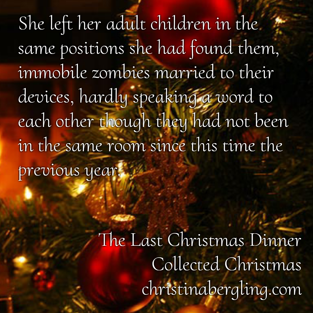 find the last christmas dinner in collected christmas on amazon and see more from kevin j kennedy - The Last Christmas