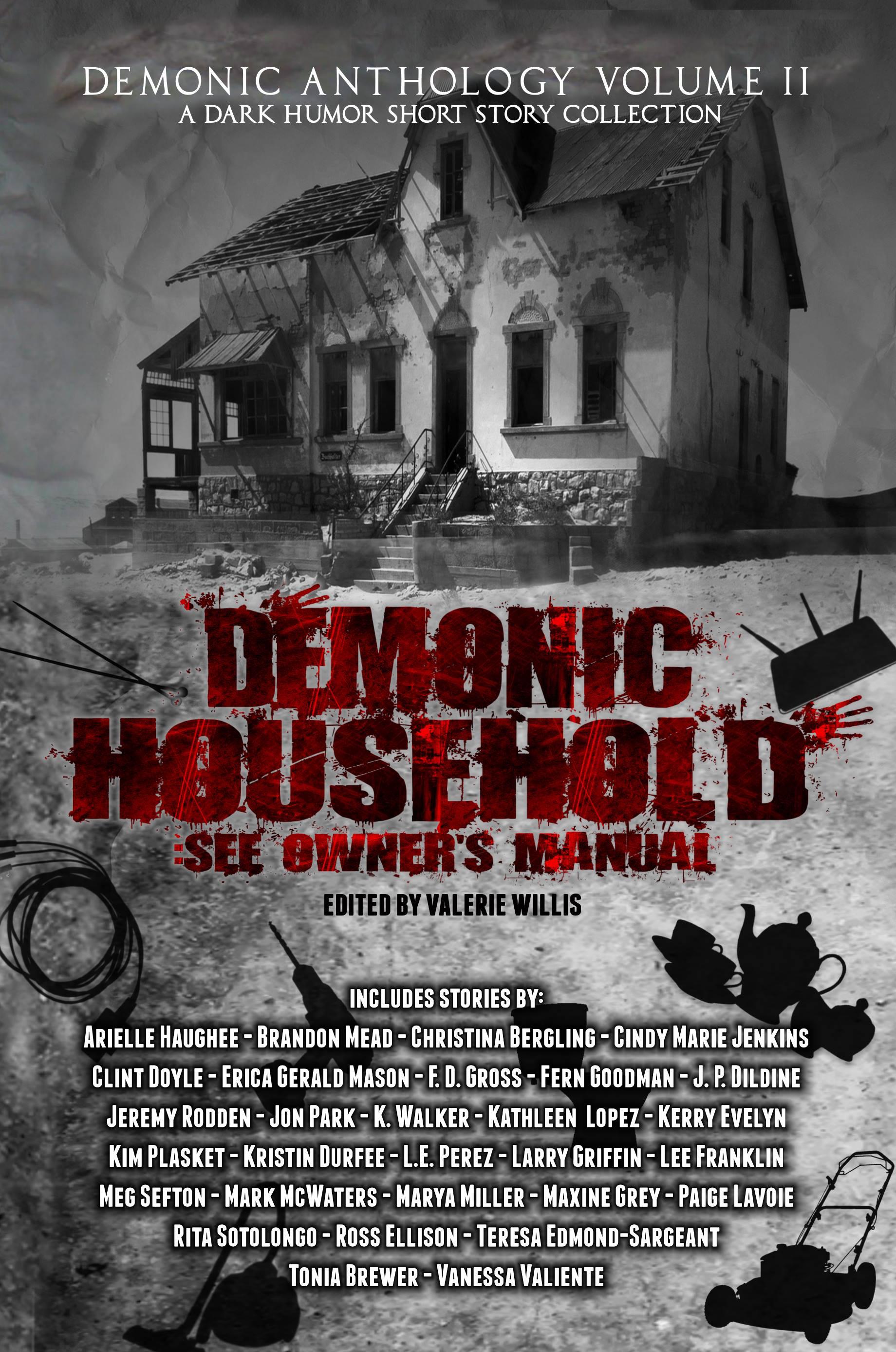 Horror Anthologies | Christina Bergling
